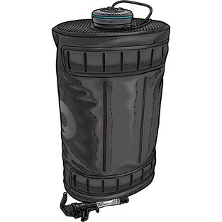 Hydrapack Expedition 8L Water Bottle BLACK