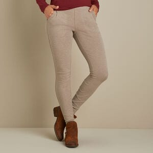 Women's NoGA Naturale Cotton Knit Leggings