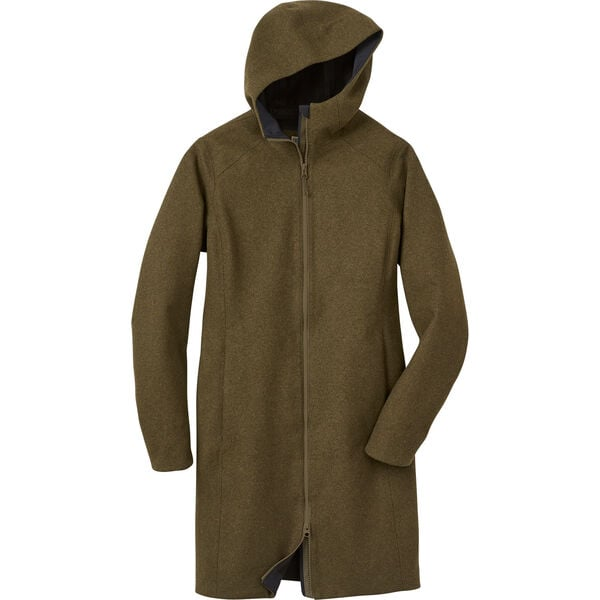 Women's Empire Builder Wool Coat | Duluth Trading Company