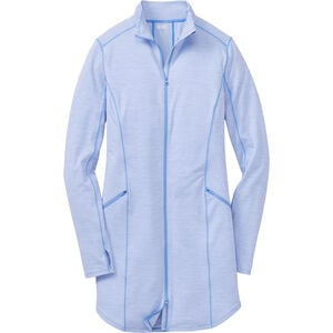 Women's Pier Genius Full Zip Tunic