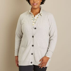 Women's Plus Shiftless Cardigan Sweater