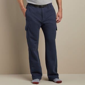 Men's Souped-Up Sweats with Storm Cotton Cargo Pants