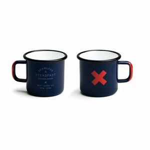 Best Made S&S 14oz Enamel Cups (Set of Two)