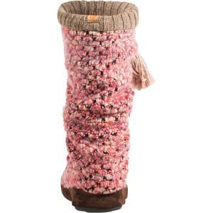 Women's Acorn Slipper Boots