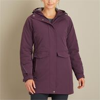 Women's Black Hills Hooded Parka BLACK MED