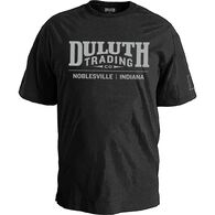 Men's Destination Noblesville IN T-Shirt BLACK MED