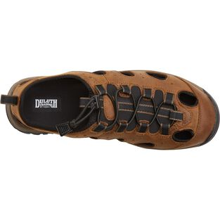 Men's Oiled Leather Wild Boar Sandal 2.0