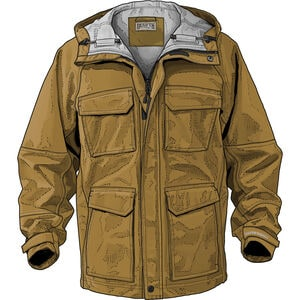 Men's Improved No-Rainer Jacket