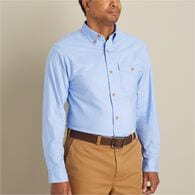 Men's Iron Mountain Oxford Trim Fit Shirt VINTBLU