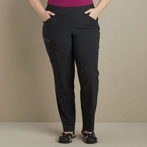 Women's Plus Flexpedition Pull-On Slim Leg Pants