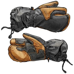 Men's Yellowknife Trigger Mitts