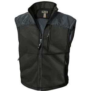 Men's Shoreman's Fleece Gridlock Vest