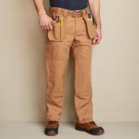 Men's Fire Hose Apron Pants BROWN 032 032