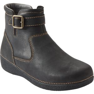 Women's Andina Side Zip Short Boots