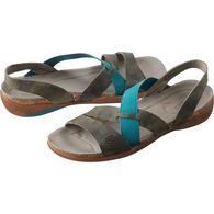Women's Keen Dauntless Sandals DKOLIVE 7.5 MED