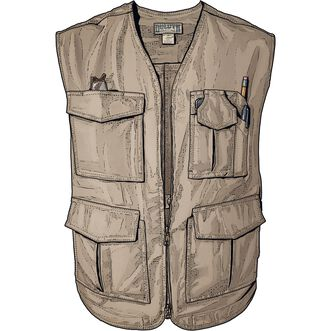 Men's Fire Hose DuluthFlex Working Man's Vest