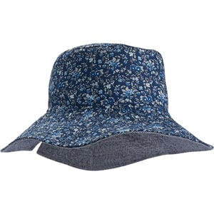 Women's Reversible Garden Hat