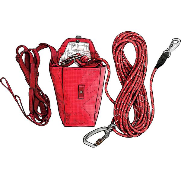 Ruffwear Knot A Hitch RED