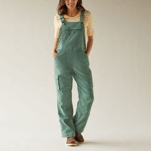 Women's Heirloom Gardening Bib Overalls
