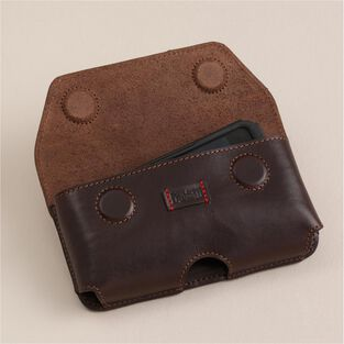 Men's Leather Phone Holster