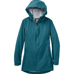 Women's Plus Dryfecta Rain Coat