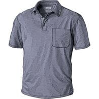 Men's Pressure Cooker Polo with Pocket MIDNBLU MED