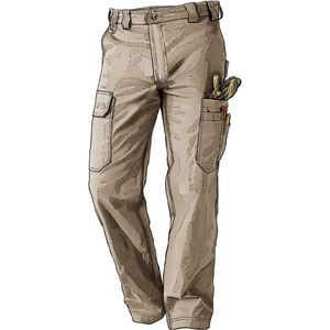 Men's DuluthFlex Fire Hose Relaxed Fit Cargo Work Pants