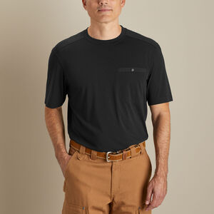 Men's TradeTek Drirelease Short Sleeve Crew