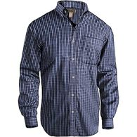 Men's Wrinklefighter Trim Fit Long Sleeve Shirt NF