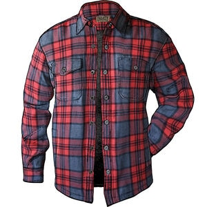 Men's Flapjack Relaxed Fit Shirt Jac