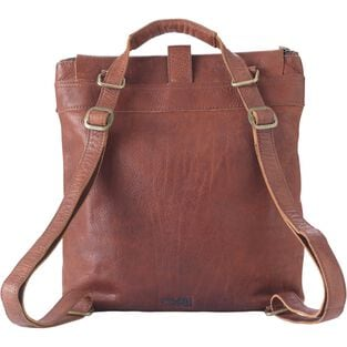 ef4fddee101 Women's Lifetime Leather Messenger Bag | Duluth Trading Company