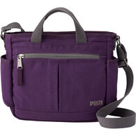 Women's Canvas Travel Sling Bag BLKBERY