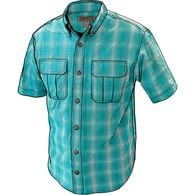 Men's Armachillo Short Sleeve Pattern Shirt