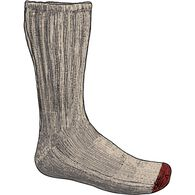 Men's Woolpaca Heavyweight Crew Socks OATMEAL HEAT
