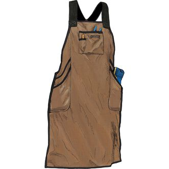 Best Damn Work Apron BROWN