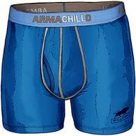 Men's Chillpen Short Boxer Briefs BALTBLU SM