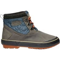 Women's KEEN Elsa II Quilted Ankle Boots OLIVE 8