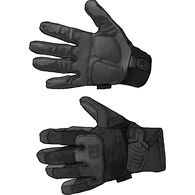Men's Duluth D2 Leather Winter Work Gloves BLACK S