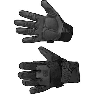 Men's DT Leather Winter Work Gloves