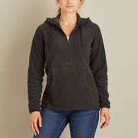 Women's Park Point Hooded Pullover AUBRGIN MED