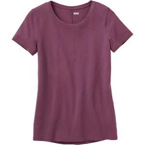Women's Lightweight Longtail T Scoopneck T-Shirt