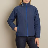 Women's Grab Fleece-Lined Jacket ABYSBLU XSM