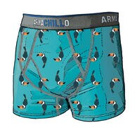 Men's Armachillo Cooling Print Short Boxer Briefs