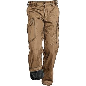Men's Fire Hose Fleece-Lined Relaxed Fit Pants