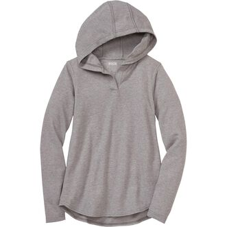 7bca7c38 Women's Drynamite Work Waffle Pullover Hoodie | Duluth Trading Company