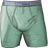 Men's Armachillo Cooling Stripe Boxer Briefs KGMMS