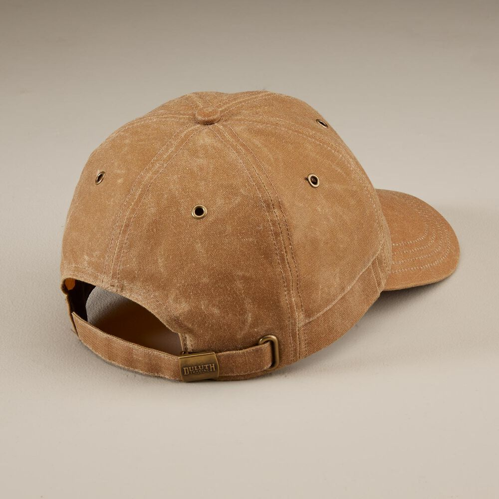 Men S Waxed Cotton Cap Duluth Trading Company