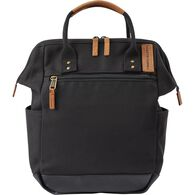 Thoroughbred Canvas Backpack BLACK