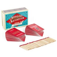 Marvelous Matchstick Challenge