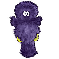 West Paw Sanders Dog Toy PURPLE